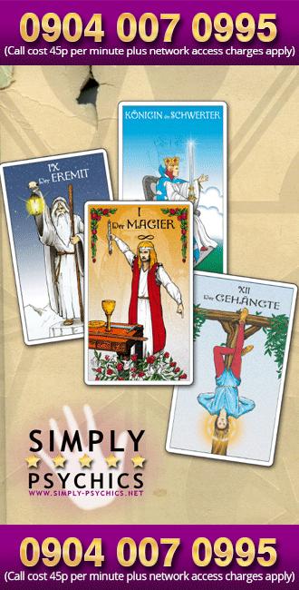 Simply Tarot Card Readers